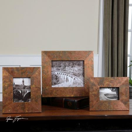 Ambrosia Photo Frames, S/3