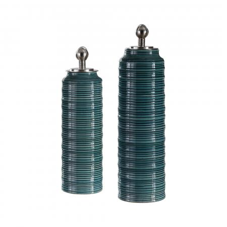Delane Canisters, S/2