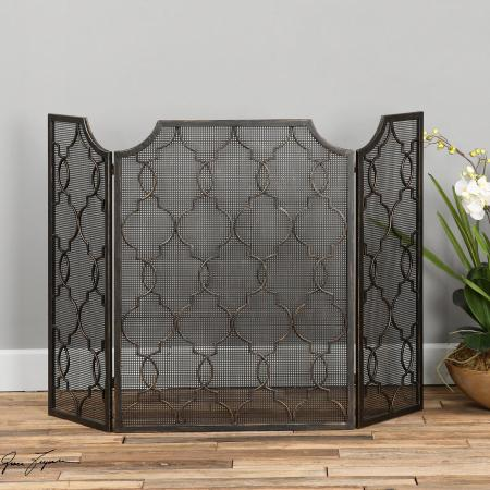Charlie Fireplace Screen