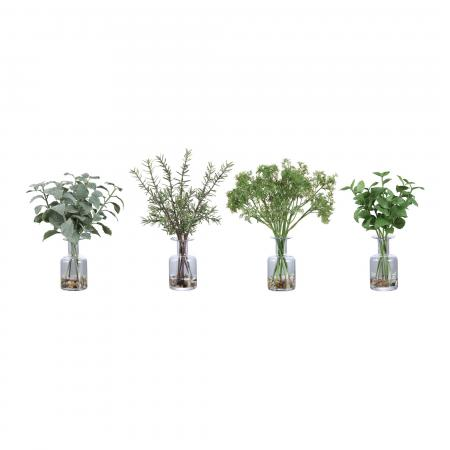 Ceci Kitchen Herbs, S/4